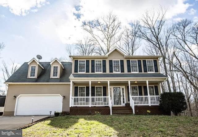 6164 Carter Drive, KING GEORGE, VA 22485 (#VAKG120700) :: Crossman & Co. Real Estate