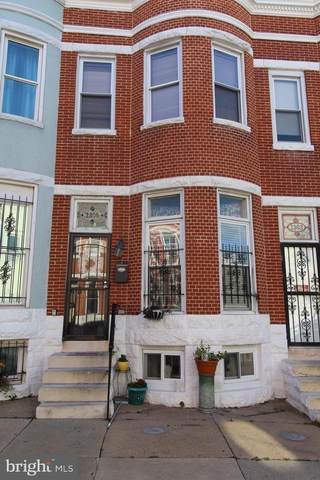 2303 Avalon Avenue, BALTIMORE, MD 21217 (#MDBA535554) :: Network Realty Group