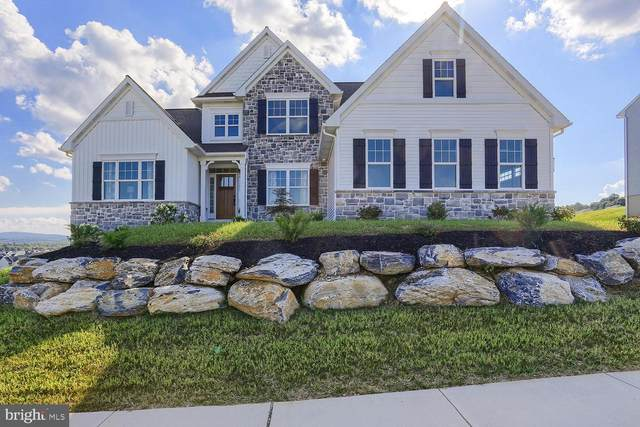 135 Monticello Drive, LEBANON, PA 17042 (#PALN117392) :: The Joy Daniels Real Estate Group