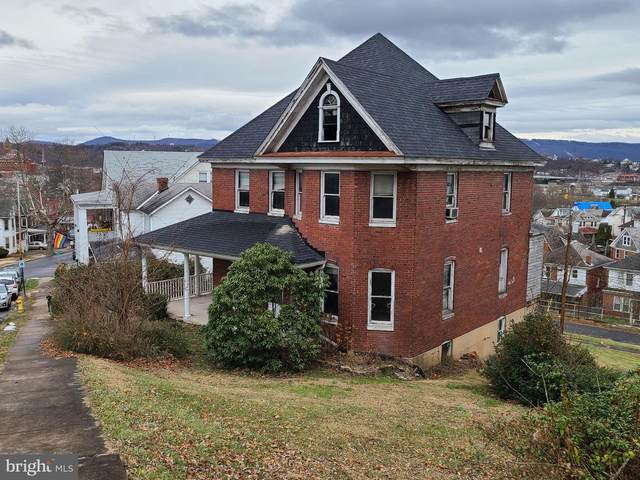 518 Rose Hill Avenue, CUMBERLAND, MD 21502 (#MDAL136020) :: AJ Team Realty