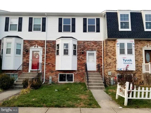 130 Highshire Court, BALTIMORE, MD 21222 (#MDBC516392) :: Shamrock Realty Group, Inc