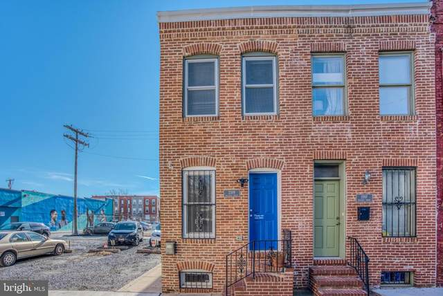 2209 Mullikin Street, BALTIMORE, MD 21231 (#MDBA535588) :: Bruce & Tanya and Associates