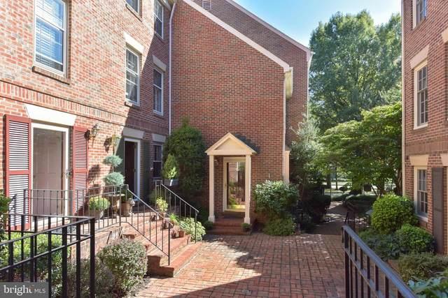 1216 W Abingdon Drive, ALEXANDRIA, VA 22314 (#VAAX254606) :: Jennifer Mack Properties