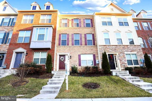 9618 Smithview Place, LANHAM, MD 20706 (#MDPG592604) :: Arlington Realty, Inc.