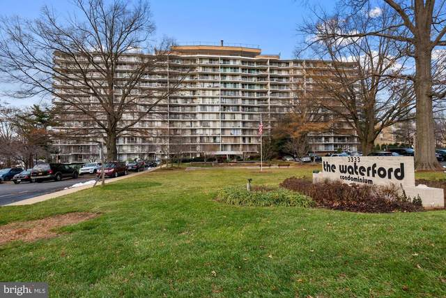 3333 W University Boulevard #608, KENSINGTON, MD 20895 (#MDMC739466) :: The Sky Group