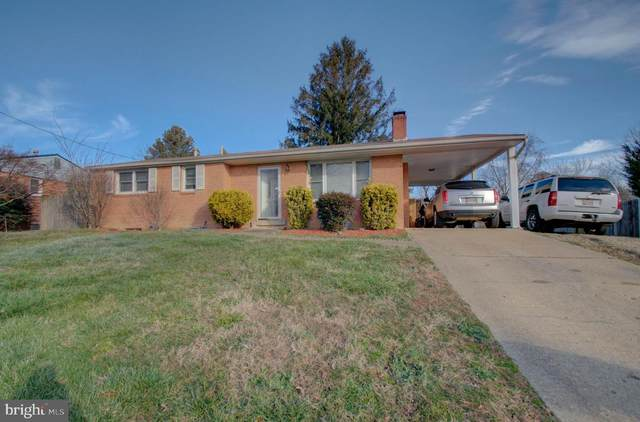 8308 Rammer Drive, CLINTON, MD 20735 (#MDPG592614) :: LoCoMusings