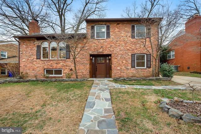 5512 7TH Street S, ARLINGTON, VA 22204 (#VAAR174354) :: AJ Team Realty
