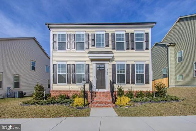 5502 Hawk Ridge Road, FREDERICK, MD 21704 (#MDFR275830) :: The Gold Standard Group