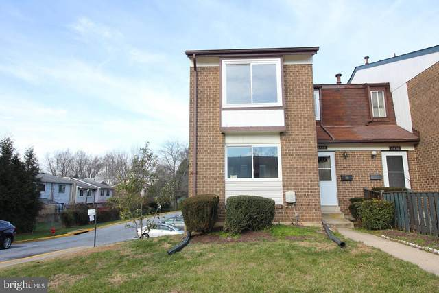 2428 Sun Valley Circle 7-A, SILVER SPRING, MD 20906 (#MDMC739490) :: Network Realty Group
