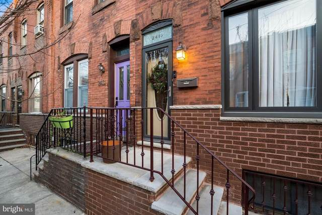 2415 S Woodstock Street, PHILADELPHIA, PA 19145 (#PAPH975010) :: The Dailey Group