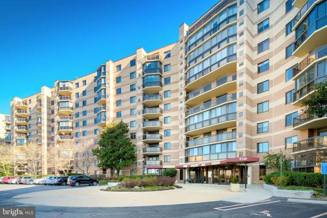 8340 Greensboro Drive #1011, MCLEAN, VA 22102 (#VAFX1173954) :: Network Realty Group