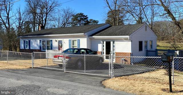 97 Clayrock Drive, MARTINSBURG, WV 25404 (#WVBE182820) :: Pearson Smith Realty