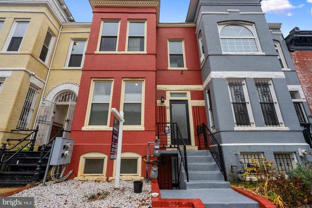 61 N Street NW #1, WASHINGTON, DC 20001 (#DCDC502088) :: ExecuHome Realty