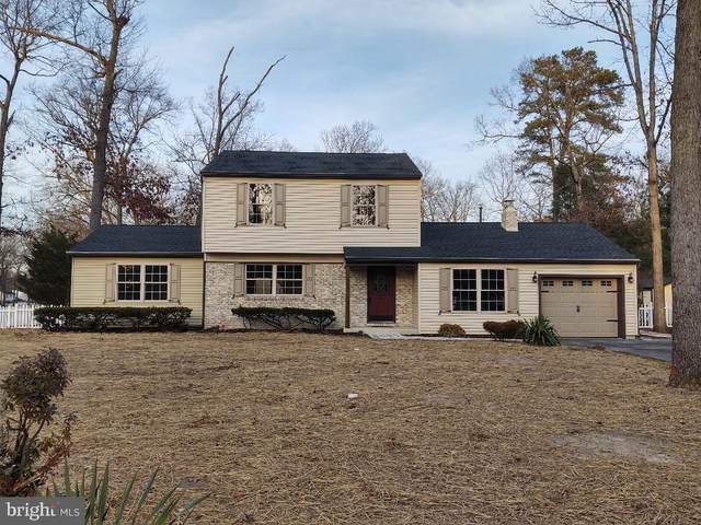 2 Teaberry Court, HAMMONTON, NJ 08037 (#NJCD410668) :: The Dailey Group