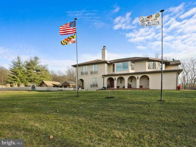 9904 Woodsboro Road, FREDERICK, MD 21701 (#MDFR275858) :: The Dailey Group