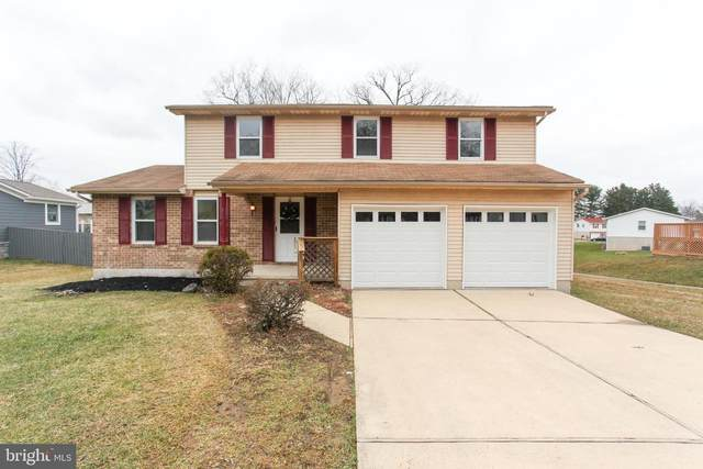 6622 Hunters Wood Circle, CATONSVILLE, MD 21228 (#MDBC516452) :: The Miller Team