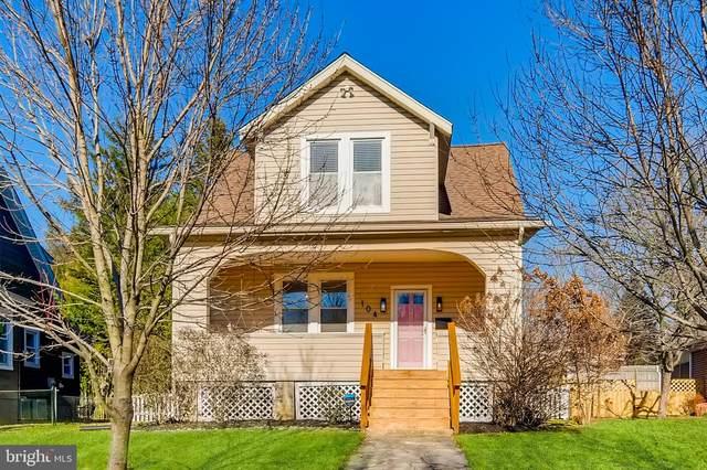 104 Linden Terrace, TOWSON, MD 21286 (#MDBC516456) :: The Miller Team