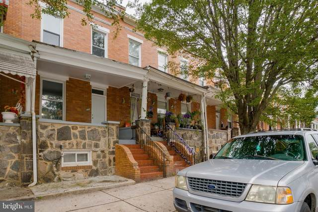 2718 E Chase Street, BALTIMORE, MD 21213 (#MDBA535658) :: SURE Sales Group