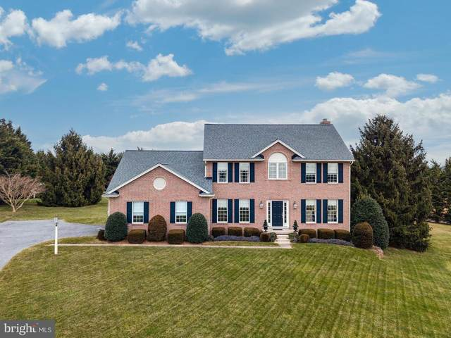 4813 N Reyburn Court, MOUNT AIRY, MD 21771 (#MDFR275880) :: Ultimate Selling Team