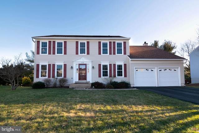 10178 Ponderosa Pine Ct, MANASSAS, VA 20110 (#VAMN141158) :: Network Realty Group