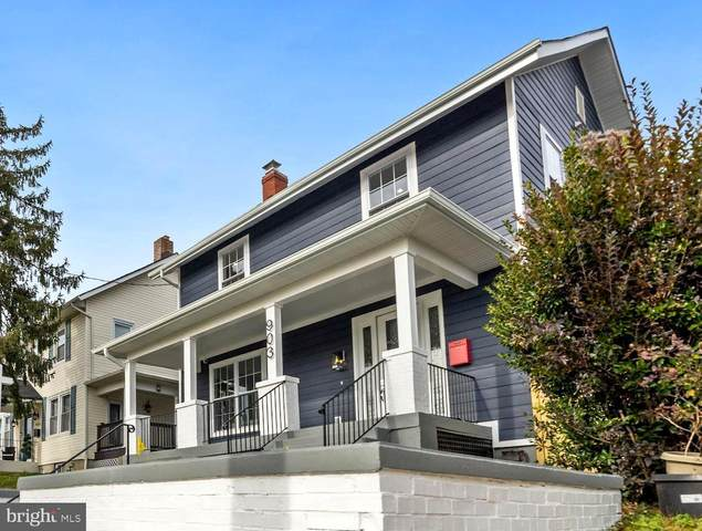 903 Quackenbos Street NW, WASHINGTON, DC 20011 (#DCDC502154) :: SP Home Team