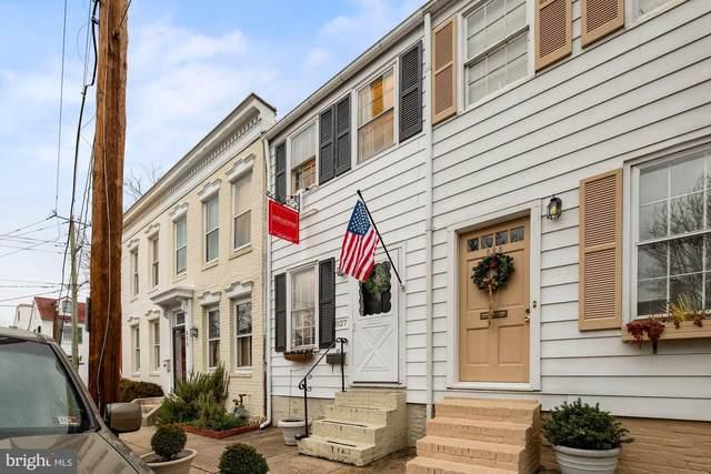 827 Queen Street, ALEXANDRIA, VA 22314 (#VAAX254654) :: Bic DeCaro & Associates