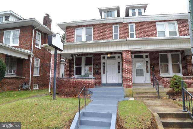 1764 W Market Street, YORK, PA 17404 (#PAYK150920) :: Liz Hamberger Real Estate Team of KW Keystone Realty