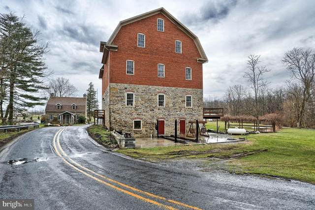 75 Fleshman Mill Road, NEW OXFORD, PA 17350 (#PAAD114468) :: The Joy Daniels Real Estate Group