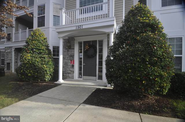 1501 Broadneck Place 4-204, ANNAPOLIS, MD 21409 (#MDAA455890) :: Network Realty Group