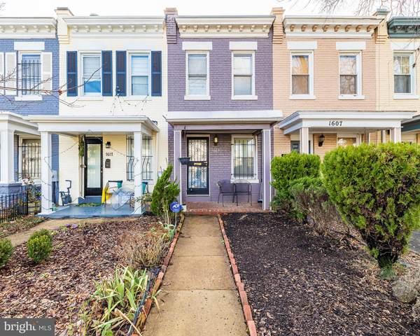 1609 Massachusetts Avenue SE, WASHINGTON, DC 20003 (#DCDC502176) :: Bic DeCaro & Associates