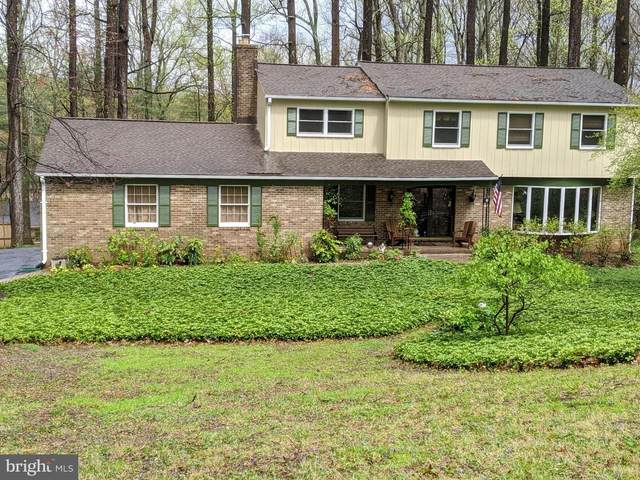 10 Bucksway Road, OWINGS MILLS, MD 21117 (#MDBC516498) :: Certificate Homes