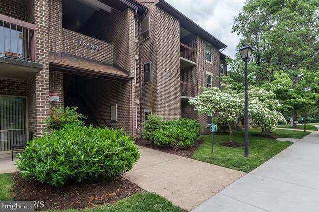 18403 Guildberry Drive #203, GAITHERSBURG, MD 20879 (#MDMC739668) :: Fairfax Realty of Tysons