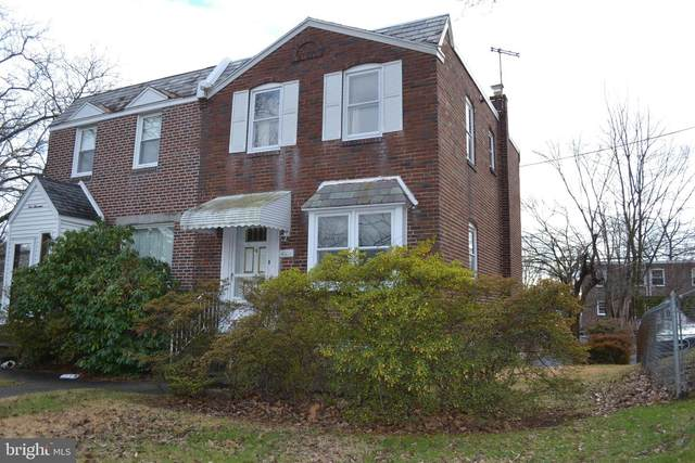 4002 Marshall Road, DREXEL HILL, PA 19026 (#PADE537292) :: The Dailey Group