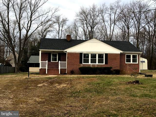 1015 Conway Road, FREDERICKSBURG, VA 22405 (#VAST228240) :: The Daniel Register Group