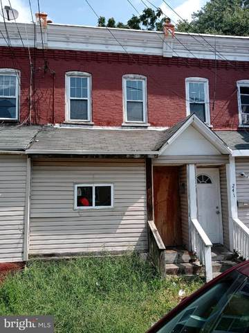 243 Hayes Street, CHESTER, PA 19013 (#PADE537304) :: ExecuHome Realty