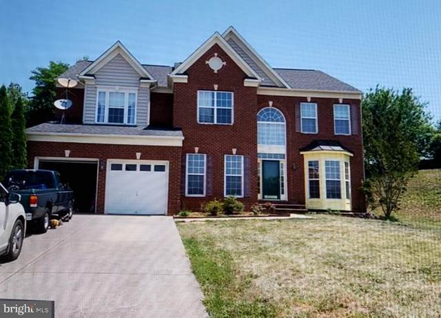 1408 Stone Mill Court, WINCHESTER, VA 22601 (#VAWI115570) :: The Redux Group