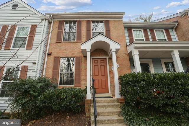 2113 Derby Ridge Lane 2-4, SILVER SPRING, MD 20910 (#MDMC739744) :: Jennifer Mack Properties