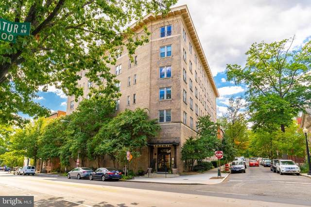 2129 Florida Avenue NW #208, WASHINGTON, DC 20008 (#DCDC502262) :: Crossman & Co. Real Estate