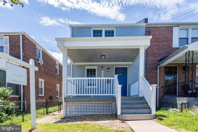 635 Emerson Street NE, WASHINGTON, DC 20017 (#DCDC502282) :: The MD Home Team