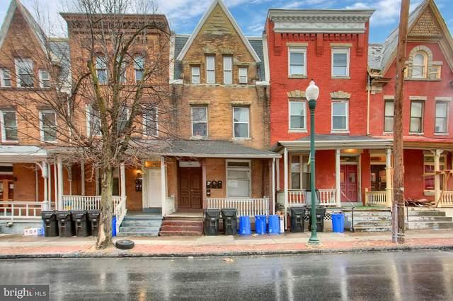 1164 Mulberry Street, HARRISBURG, PA 17104 (#PADA129014) :: The Joy Daniels Real Estate Group