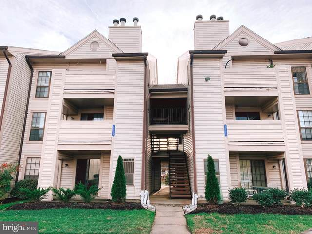6906 Mary Caroline Circle E, ALEXANDRIA, VA 22310 (#VAFX1174346) :: Fairfax Realty of Tysons