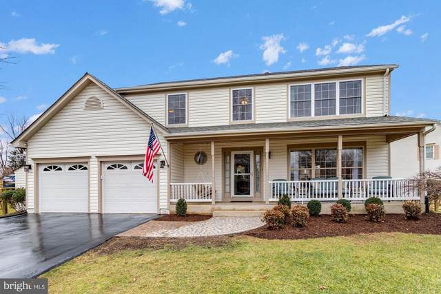 6 Bell Tower Court, GAITHERSBURG, MD 20879 (#MDMC739800) :: Network Realty Group