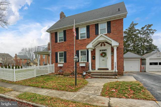 461 W Middle Street, HANOVER, PA 17331 (#PAYK150990) :: The Craig Hartranft Team, Berkshire Hathaway Homesale Realty