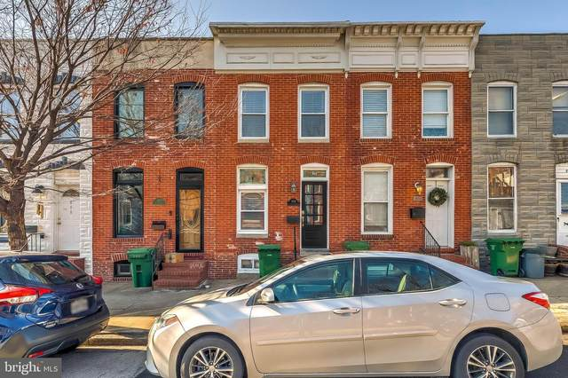 804 S Linwood Avenue, BALTIMORE, MD 21224 (#MDBA535784) :: Bruce & Tanya and Associates