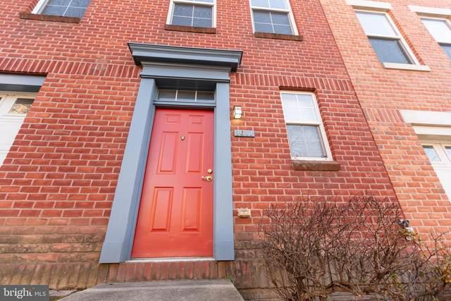 1611 E Fairmount Avenue, BALTIMORE, MD 21231 (#MDBA535794) :: The Redux Group