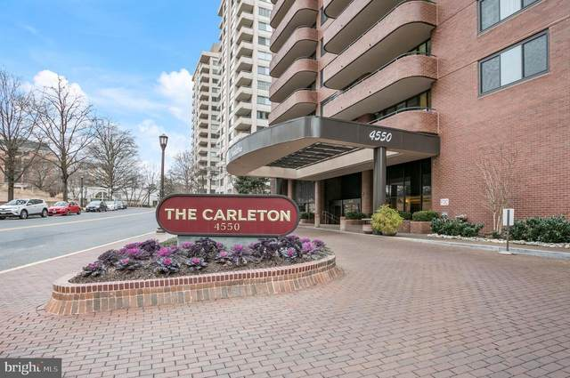 4550 N Park Avenue #507, CHEVY CHASE, MD 20815 (#MDMC739822) :: Fairfax Realty of Tysons