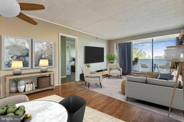 5911 Edsall Road #803, ALEXANDRIA, VA 22304 (#VAAX254686) :: Jacobs & Co. Real Estate