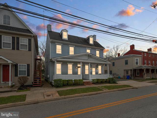 5741 Main Street, ELKRIDGE, MD 21075 (#MDHW289248) :: Jacobs & Co. Real Estate