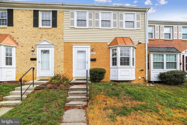 1851 Foxdale Court, CROFTON, MD 21114 (#MDAA455994) :: Jacobs & Co. Real Estate