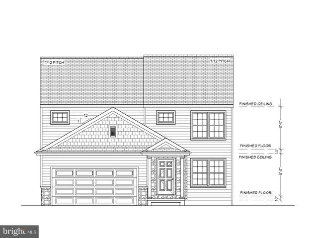 413 Jared Way, NEW HOLLAND, PA 17557 (#PALA175580) :: CENTURY 21 Home Advisors